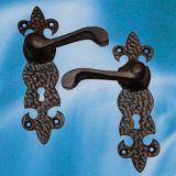 Cast Iron Door Handles
