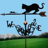 Dogs & Cats Weathervanes
