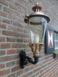 Cast Iron Wall Lamps