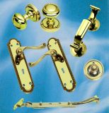 Polished Brass Door & Window Fittings