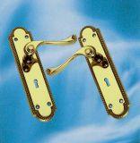 Polished Brass Door Handles & Knobs