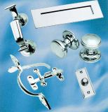 Polished Chrome Door & Window Fittings