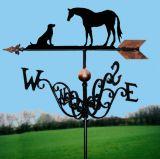 Horse Weathervanes