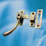 Antique Brass Window Latches & Stays
