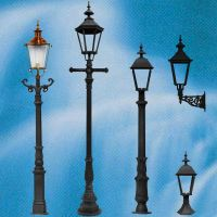 Cast iron Lamp Posts