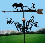 The Ploughman Traditional Weathervane