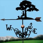 Day Dreaming Traditional Weathervane