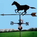 Mustang Orbital Weathervane