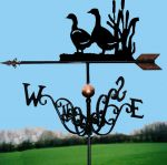 Wild Geese Traditional Weathervane