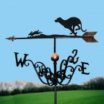 Hare & Greyhound Traditional Weathervane