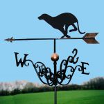 Greyhound Traditional Weathervane