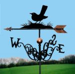 Jenny Wren Traditional Weathervane