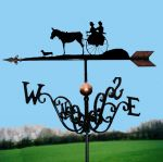 Market Day Traditional Weathervane