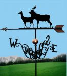 Highland Pride Traditional Weathervane