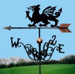 Welsh Dragon Traditional Weathervane
