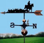Homeward Bound Orbital Weathervane