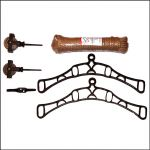 Victorian Clothes Airer Hardware Kit
